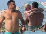 Brazilian retired football player Ronaldo Nazario de Lima enjoying his holidays with his girlfriend and friends in Formentera Island\n\nPictured: Ronaldo Nazario de Lima\nRef: SPL1096250  060815  \nPicture by: Splash News\n\nSplash News and Pictures\nLos Angeles: 310-821-2666\nNew York: 212-619-2666\nLondon: 870-934-2666\nphotodesk@splashnews.com\n