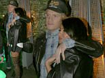 EXCLUSIVE Australian musician Cody Simpson was busted getting very cosy with a female named Constance at the Marquee nightclub in Sydney on Saturday night. The pair left together but photographers were blocked from shooting their exit. MUST CREDIT DIIMEX.COM
