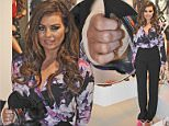 Jessica Wright launches her eponymous shoe collection at MODA 2015 in Birmingham\nFeaturing: Jessica Wright\nWhere: Birmingham, United Kingdom\nWhen: 09 Aug 2015\nCredit: Anthony Stanley/WENN.com