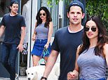 Max Carver spotted with his girlfriend as they walk dogs on Melrose PLace, CA\n\nPictured: Max Carver spotted with his girlfriend as they walk dogs on Melrose PLace, CA\nRef: SPL1097338  070815  \nPicture by: DutchLabUSA / Splash News\n\nSplash News and Pictures\nLos Angeles: 310-821-2666\nNew York: 212-619-2666\nLondon: 870-934-2666\nphotodesk@splashnews.com\n