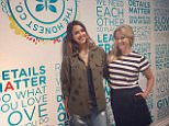 reesewitherspoonSpent a fun day with this impressive bosslady @jessicaalba at the @honest HQ! I was blown away by how they are making our households safer and chemical free! I'm converting my whole house to #honest ! ??