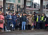 Commuters wait for buses outside Vauxhall bus station, London, as bus passengers in London faced disruption because of a strike by drivers and other workers although many services were running despite the action.    PRESS ASSOCIATION Photo. Picture date: Thursday February 5, 2015. Members of the Unite union walked out from 4am in a row over pay, with further strikes due later in the month. See PA story INDUSTRY Strike. Photo credit should read: Dominic Lipinski/PA Wire