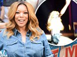 """NEW YORK, NY - JUNE 11:  Television personality Wendy Williams enters the """"Access Hollywood"""" taping at the NBC Rockefeller Center Studio on June 11, 2015 in New York City.  (Photo by Ray Tamarra/GC Images)"""