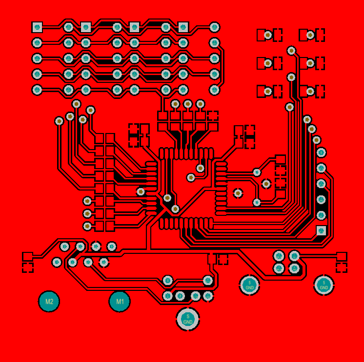 CTL122: PCB Top Layer