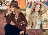 "Good afternoon,\n\nThe Vogue Australia September issue is on sale today featuring Nicole Kidman, one of the world's most famous women photographed at Uluru, one of Australia's most iconic landmarks, on the cover.\n\nThe cover shoot and feature focuses on Australia's spiritual heartland and, importantly, the Anangu women who belong to that area and their work in preserving their culture. The issue and shoot celebrates the 30th anniversary next month of the handing back of Uluru-Kata Tjuta National Park to its traditional owners, the Anangu people, by the Australian government.\n\nVogue Australia editor-in-chief Edwina McCann said: ""We hope this special issue will encourage more people, Australians or not, to journey to this very special place and take an interest in its people. 'The colours cannot be captured, even in a photograph,' Nicole told us after the shoot. 'People always ask me where they should go in Australia: now I'm going to say Uluru.'""\n\nThrough her humanitarian work and"