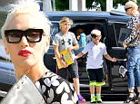 Gwen Stefani heads to church without her wedding ring after announcing her divorce to Gavin Rossdale\n\nPictured: Gwen Stefani\nRef: SPL1095192  090815  \nPicture by: Fern / Splash News\n\nSplash News and Pictures\nLos Angeles: 310-821-2666\nNew York: 212-619-2666\nLondon: 870-934-2666\nphotodesk@splashnews.com\n
