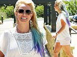 Pictured: Britney Spears\nMandatory Credit © Milton Ventura/Broadimage\n***EXCLUSIVE***\nBritney Spears showing off her new Mermaid Hair Style as she goes for shopping spree at the Trancas Country Market Shopping Center in Malibu\n\n8/9/15, Malibu, California, United States of America\n\nBroadimage Newswire\nLos Angeles 1+  (310) 301-1027\nNew York      1+  (646) 827-9134\nsales@broadimage.com\nhttp://www.broadimage.com\n