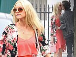 Picture Shows: Elle Evans, Matt Bellamy, Matthew Bellamy  July 13, 2015    * Stock *    Muse frontman Matt Bellamy seems to have found new love at last with model Elle Evans after spending the weekend with her at the London house he used to share with Kate Hudson.    The pair shared a public display of affection in the street while out for a walk.    Exclusive All Rounder  WORLDWIDE RIGHTS  FameFlynet UK © 2015  Tel : +44 (0)20 3551 5049  Email : info@fameflynet.uk.com