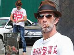 August 06, 2015\n \n 'The Veil' actor Thomas Jane walks barefoot to get some nail clippers before stopping to clip them in a trashcan in New York City, New York. Thomas was enjoying a cigar while on his mission to get his nails clipped. \n \n Non-Exclusive\n UK RIGHTS ONLY\n \n Pictures by : FameFlynet UK © 2015\n Tel : +44 (0)20 3551 5049\n Email : info@fameflynet.uk.com