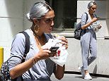 EXCLUSIVE: Lourdes Ciccone Leon seen snacking out and about in New York. \n\nPictured: Lourdes Ciccone Leon\nRef: SPL1096294  080815   EXCLUSIVE\nPicture by: Splash News\n\nSplash News and Pictures\nLos Angeles: 310-821-2666\nNew York: 212-619-2666\nLondon: 870-934-2666\nphotodesk@splashnews.com\n
