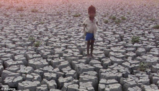 Scientists hope the discovery will help reduce the impact of droughts and continental water shortages
