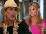 Real Housewives of Orange County August 10, 2015\n¿Real Housewives of Orange County¿ On tonight¿s episode, titled ¿Girl Code,¿ while still on their Tahitian vacation in paradise, Vicki and Shannon bond over details of an affair while also nursing hangovers. Meanwhile, the other ladies get in deep water while on an excursion. Later, Tamra sparks controversy over the girl code, and Meghan surprises the ladies at the last dinner of the vacation. With Vicki Gunvalson, Tamra Judge, Heather Dubrow, Shannon Beador, Lizzie Rovsek and Meghan King Edmonds.\n