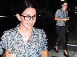 Courtney Cox arrives for dinner at Craig's on Melrose, CA\n\nPictured: Courtney Cox arrives for dinner at Craig's on Melrose, CA\nRef: SPL1099365  100815  \nPicture by: DutchLabUSA / Splash News\n\nSplash News and Pictures\nLos Angeles: 310-821-2666\nNew York: 212-619-2666\nLondon: 870-934-2666\nphotodesk@splashnews.com\n