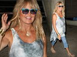 Goldie Hawn is spotted as she arrives at LAX Airport in Los Angeles, Ca\n\nPictured: Goldie Hawn\nRef: SPL1099335  100815  \nPicture by: IPix211 /London Entertainment\n\nSplash News and Pictures\nLos Angeles: 310-821-2666\nNew York: 212-619-2666\nLondon: 870-934-2666\nphotodesk@splashnews.com\n