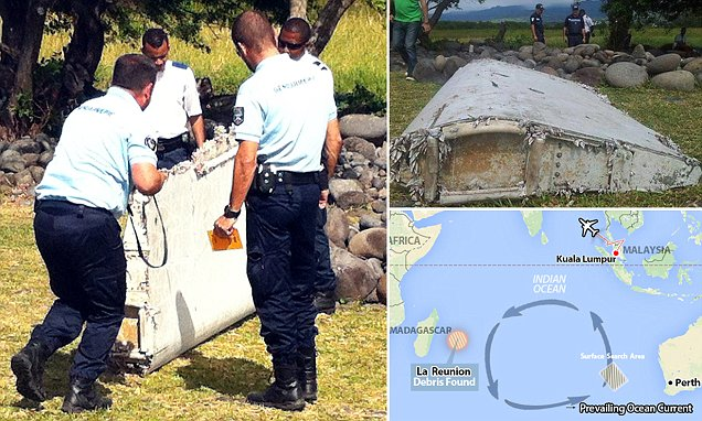 Experts 'confident' wreckage belongs to Malaysia Airlines flight MH370