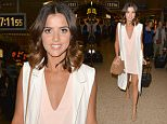 LONDON, UNITED KINGDOM - AUGUST 11: Lucy Mecklenburgh seen arriving at Euston train station from Manchester on August 11, 2015 in London, England.\nPHOTOGRAPH BY Eagle Lee / Barcroft Media\nUK Office, London.\nT +44 845 370 2233\nW www.barcroftmedia.com\nUSA Office, New York City.\nT +1 212 796 2458\nW www.barcroftusa.com\nIndian Office, Delhi.\nT +91 11 4053 2429\nW www.barcroftindia.com\nUK Office, London.\nT +44 845 370 2233\nW www.barcroftmedia.com\nUSA Office, New York City.\nT +1 212 796 2458\nW www.barcroftusa.com\nIndian Office, Delhi.\nT +91 11 4053 2429\nW www.barcroftindia.com