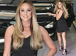 Mandatory Credit: Photo by REX Shutterstock (4944543f)  Charlotte Crosby  Celebrities at ITV studios, London, Britain - 12 Aug 2015