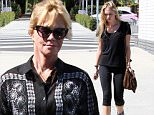 141083, Melanie Griffith and daughter Stella Banderas go out and about in LA. Los Angeles, California - Monday August 10, 2015. Photograph: © Survivor, PacificCoastNews. Los Angeles Office: +1 310.822.0419 sales@pacificcoastnews.com FEE MUST BE AGREED PRIOR TO USAGE
