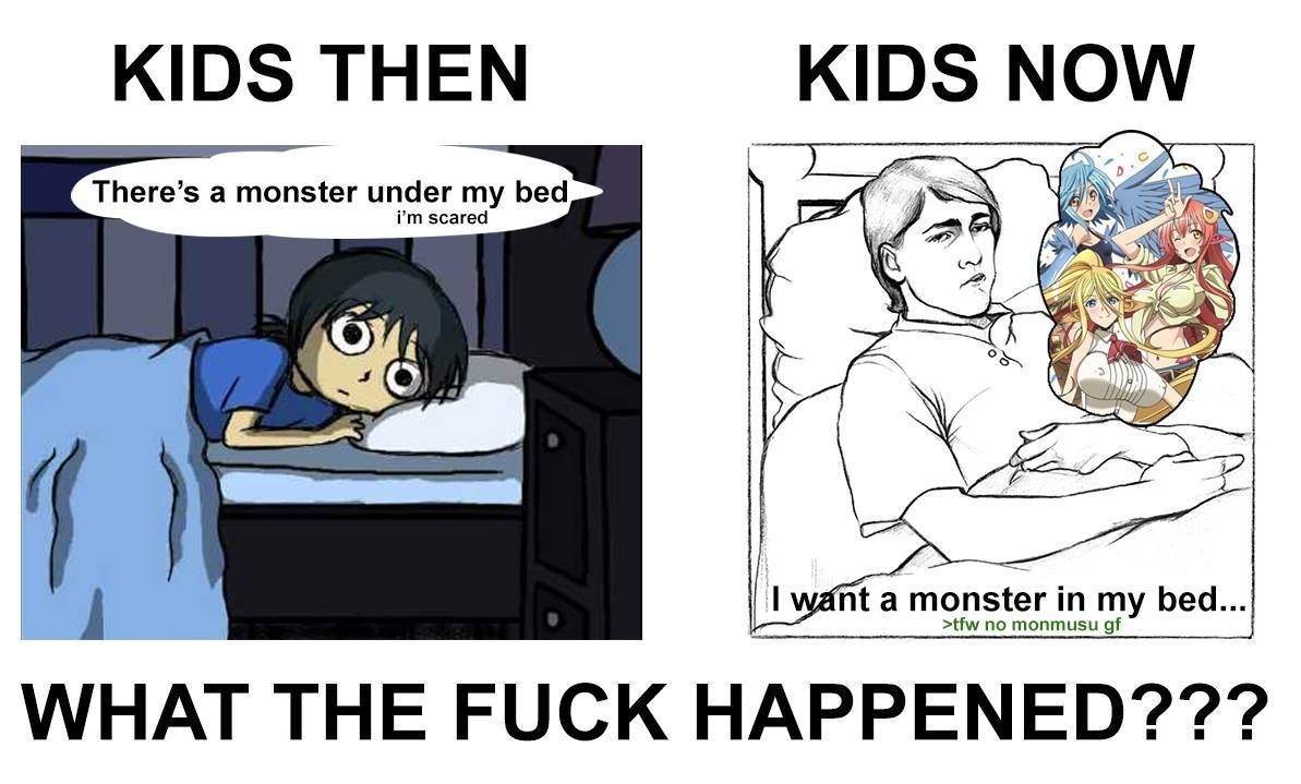 compaisbestbae:  shitpost-senpai  ill put my monster under your bed ;)