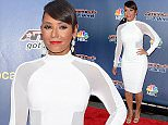 """America's Got Talent"" Season 10 Red Carpet Arrivals at Radio City Music Hall Featuring: Melanie Brown Where: Manhattan, New York, United States When: 12 Aug 2015 Credit: Ivan Nikolov/WENN.com"