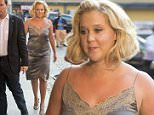 """Amy Schumer and Vanessa Bayer arrive for a film screening from """"Dating Queen"""" in Berlin at Kulturbrauerei. Vanessa had problems walking over the pavement with her high heels\n\nPictured: amy schumer\nRef: SPL1098961  110815  \nPicture by: Splash News\n\nSplash News and Pictures\nLos Angeles: 310-821-2666\nNew York: 212-619-2666\nLondon: 870-934-2666\nphotodesk@splashnews.com\n"""