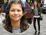 Zendaya Coleman seen leaving her London Hotel.\nFeaturing: Zendaya Coleman\nWhere: London, United Kingdom\nWhen: 12 Aug 2015\nCredit: WENN.com