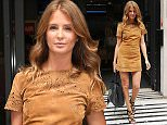 11 August 2015. Millie Mackintosh seen at radio 2 Credit: GoffPhotos.com   Ref: KGC-159