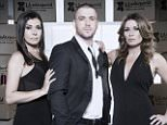Undated handout photo of Shayne Ward as Aidan Connor with Michelle Connor, played by Kym Marsh and Carla Connor, played by Alison Kingin the ITV1 soap Coronation Street.  PRESS ASSOCIATION Photo. Issue date: Tuesday August 11, 2015. The X Factor singer will make his first appearance on the ITV show  on August 21. See PA story SHOWBIZ Street. Photo credit should read: Joseph Scanlon/ITV/PA Wire NOTE TO EDITORS: This handout photo may only be used in for editorial reporting purposes for the contemporaneous illustration of events, things or the people in the image or facts mentioned in the caption. Reuse of the picture may require further permission from the copyright holder.