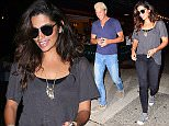 Camila Alves was spotted getting close to a male pal, after dining together at Bar Pitti in NYC on Tuesday evening. The happy pals smiled as they left the restaurant, and were spotted walking down the block with their arms around each other. They hopped into his White Ford Convertible and drove off to explore the city.  Pictured: Camila Alves Ref: SPL1099641  110815   Picture by: 247PAPS.TV / Splash News  Splash News and Pictures Los Angeles: 310-821-2666 New York: 212-619-2666 London: 870-934-2666 photodesk@splashnews.com