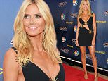 Mandatory Credit: Photo by Callahan/REX Shutterstock (4938690d)  Heidi Klum  'America's Got Talent' Season 10 event, Los Angeles, America - 11 Aug 2015