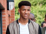 August 12th 2015 - Liverpool, UK - EVERTON HOLGATE - Potential new signing Mason Holgate leaves his medical in Newton-Le-Willow PIcture by Ian Hodgson/Daily Mail