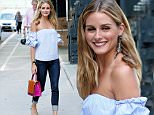 Fashion blogger Olivia Palermo arrives at People Stylewatch at The Highline in New York City on August 12, 2015\n\nPictured: Olivia Palermo\nRef: SPL1101127  120815  \nPicture by: Christopher Peterson/Splash News\n\nSplash News and Pictures\nLos Angeles: 310-821-2666\nNew York: 212-619-2666\nLondon: 870-934-2666\nphotodesk@splashnews.com\n