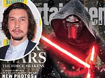 Star Wars Entertainment Weekly Cover