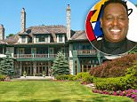 """No wonder Luther Vandross always looked so fly - he had a fashion closet the size of a basketball court. A mansion that was once the home of crooner Luther Vandross has gone on the market for $8.99Million USD. The seven-bedroom country manor has a vast space on the third floor that was designed as a basketball court but was used by the Glow of Love singer as a wardrobe for his colossal collection of clothes. """"He was very dapper,"""" said listing agent Gila Lewis, a """"huge Vandross fan"""" who used to work in the music industry. The turreted property also boasts 16,000 square feet of """"grand rooms"""" with """"superior architectural details"""" 12' ceilings, floor to ceiling windows, a high tech chef's kitchen, wine room, tasting room, """"separate staff wing"""" and a """"lavish master suite,"""" says the real estate listing. It sits on 14.83 acres of green and """"exquisitely landscaped"""" Connecticut land with a pool, pool house, guest house and tennis court. The architect was Robert Lamb Hart. Vandross is famed for"""