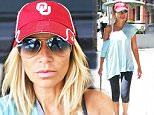 "Beverly Hills, CA - Broadway sweetheart Kristin Chenoweth was spotted holding hands with a gal pal in the 90210 on Wednesday afternoon, seemingly not noticing that she was wearing a t-shirt that said ""THURSDAY""!\n \n AKM-GSI          August 12, 2015\nTo License These Photos, Please Contact :\nSteve Ginsburg\n(310) 505-8447\n(323) 423-9397\nsteve@akmgsi.com\nsales@akmgsi.com\nor\nMaria Buda\n(917) 242-1505\nmbuda@akmgsi.com\nginsburgspalyinc@gmail.com"