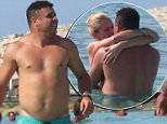 Brazilian retired football player Ronaldo Nazario de Lima enjoying his holidays with his girlfriend and friends in Formentera Island\n\nPictured: Ronaldo Nazario de Lima\nRef: SPL1096250  060815  \nPicture by: Splash News\n\nSplash News and Pictures\nLos Angeles: 310-821-2666\nNew York: 212-619-2666\nLondon: 870-934-2666\nphotodesk@splashnews.com\n