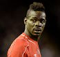 File photo dated 19-02-2015 of Liverpool's Mario Balotelli.