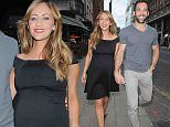 Coronation Street star Samia Ghadie and Sylvain Longchambon arriving at the launch night for Prezzo on Deansgate Manchester    11/08/2015    Byline Jon Baxter    PICTURED  Pic from MEN Syndication    Mitchell Henry House  Hollinwood Avenue  Chadderton  Oldham  OL9 8EF  syndication@men-news.co.uk