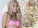 Nicola Hughes shows off her incredible figure since getting back in shape by using Bootea 28 day Teatox tea. Picture Byline ñ Force 1 Management / Bootea.com