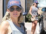 eURN: AD*177877081  Headline: EXCLUSIVE - Elsa Pataky super casual for groceries in Malibu Caption: EXCLUSIVE - Elsa Pataky wore as little as possible for a quick trip to her local Malibu grocery store.  The actress went with a ripped top, short-shorts, shades and a baseball cap, accompanied by her father, on Wednesday, August 12, 2015. X17online.com Photographer: Rol-Fk/X17online.com  Loaded on 13/08/2015 at 02:19 Copyright:  Provider: Rol-Fk/X17online.com  Properties: RGB JPEG Image (4159K 469K 8.9:1) 994w x 1428h at 300 x 300 dpi  Routing: DM News : GeneralFeed (Miscellaneous) DM Showbiz : SHOWBIZ (Miscellaneous) DM Online : Online Previews (Miscellaneous), CMS Out (Miscellaneous)  Parking: