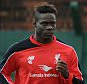 LIVERPOOL, ENGLAND - JULY 23:  (THE SUN OUT, THE SUN ON SUNDAY OUT) Christian Benteke of Liverpool trains on his first day with the club alongside Mario Balotelli (L), Emre Can (2nd,L) and Philippe Coutinho (2nd, R) at Melwood Training Ground on July 23, 2015 in Liverpool, England.  (Photo by John Powell/Liverpool FC via Getty Images)
