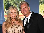 WHITE SULPHUR SPRINGS, WV - JULY 02:  Jessica Simpson and Joe Simpson attend the grand opening of the Casino Club at The Greenbrier on July 2, 2010 in White Sulphur Springs, West Virginia.  (Photo by Bryan Bedder/Getty Images) *** Local Caption *** Jessica Simpson;Joe Simpson