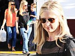 Picture Shows: Sarah Michelle Gellar, Rocky Prinze  August 13, 2015\n \n Actress and busy mom Sarah Michelle Gellar is spotted leaving the Brentwood Country Mart in Brentwood, California after enjoying lunch with her children. Sarah recently honored iconic comedian Robin Williams on the one year anniversary of his suicide by posting a photo on Instagram of the bench Williams sat on in his iconic scene in 'Good Will Hunting.'\n \n Non-Exclusive\n UK RIGHTS ONLY\n \n Pictures by : FameFlynet UK © 2015\n Tel : +44 (0)20 3551 5049\n Email : info@fameflynet.uk.com