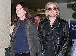 LOS ANGELES, CA - DECEMBER 30:  Daryl Hall is seen at Los Angeles International airport on December 30, 2013 in Los Angeles, California.  (Photo by GVK/Bauer-Griffin/GC Images)