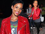 Alicia Keys is all smiles when out and about in NYC\n\nPictured: Alicia Keys\nRef: SPL1100428  110815  \nPicture by: XactpiX/Splash\n\nSplash News and Pictures\nLos Angeles: 310-821-2666\nNew York: 212-619-2666\nLondon: 870-934-2666\nphotodesk@splashnews.com\n