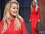 rita ora late night seth meyers