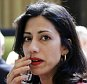 FILE - In this April 29, 2015, file photo, Huma Abedin, attends the David N. Dinkins Leadership and Public Policy Forum in New York. U.S. District Judge Richard Leon has given the State Department a few months to provide The Associated Press with thousands of documents it sought in a federal lawsuit. The Aug. 7, order means the documents, including schedules and calendars from former Secretary of State Hillary Rodham Clinton will be released months ahead of the spring presidential primary elections. Leon ordered the department to produce within 30 days records related to Abedin, a former top Clinton aide, during her time as secretary of state. (AP Photo/Mark Lennihan, File)