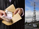 Jeff Tutt is a member of the Faversham Parish Council who objected to the planning applications at the time for work on the massive old radar tower that was used by the RAF Dunkirk.\n \n