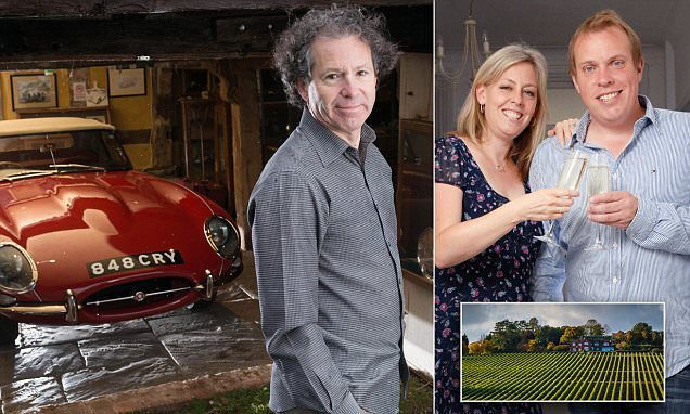 Get a taste of investments that can put some fun in your funds: Wine and classic cars