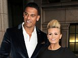 Mandatory Credit: Photo by REX Shutterstock (4760776n)  Kerry Katona and husband George Kay  Miss Manchester 2015, Britain - 07 May 2015